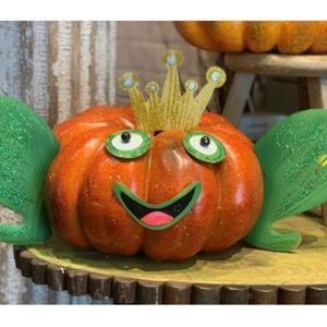 Frog Prince Pumpkin Parts